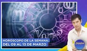 Horóscopo de la semana: Del 9 al 13 de marzo | Señales con Jhan Sandoval