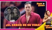 "Christian Domínguez sobre ""Chabelita"": ""El día que terminamos falleció"" - Populovers"