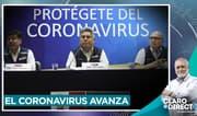 El coronavirus Avanza - Claro y Directo con Augusto Álvarez Rodrich