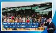 Impacto del coronavirus en la economía del país