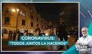 """Coronavirus:""""Todos juntos la hacemos""""- Claro y Directo con Augusto Álvarez Rodrich"""