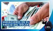 Coronavirus: Variaciones en el precio del dólar