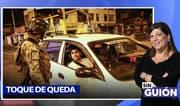 Toque de queda - Sin Guion con Rosa María Palacios