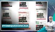 """Salinas sobre cuarentena: """"No debería sorprendernos que anuncien que esto se tiene que extender"""""""