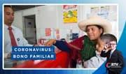 Coronavirus: Bono familiar