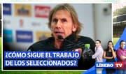 ¿Cómo sigue Ricardo Gareca el trabajo de los seleccionados? - Líbero TV