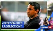 ¿Debe seguir Ñol Solano en la selección tras incumplir cuarentena? - Líbero TV