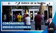 Coronavirus: Medidas económicas del Gobierno