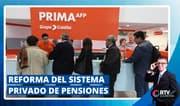 Reforma del Sistema Privado de Pensiones