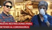 Curwen: Nuevas restricciones para detener contagios