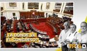 Tres D: ¿A dónde va el Congreso?