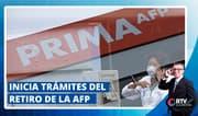Retiro de AFP: Hoy inician los trámites