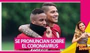 Paolo Guerrero y Jefferson Farfán se pronuncian sobre el coronavirus - Populovers