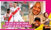 Farfán y Guerrero: ¿A qué se dedicarán cuando dejen el fútbol? - Populovers