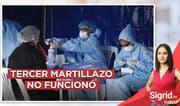 """Geovanni Acate: """"Hay un disentimiento por parte del Ejecutivo ante la pandemia"""""""