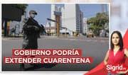 """Gabriela Perona: """"Voluntarios del Bicentenario también informan sobre Bono Universal"""""""