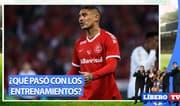 ¿Qué pasó con los entrenamientos de Paolo Guerrero en el Inter? - Líbero TV