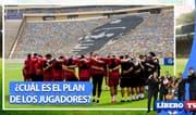 Universitario: ¿Cuál es el plan de los jugadores para seguir con los cremas? - Líbero TV