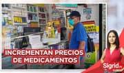 """Javier Llamoza sobre alza de precios de medicamentos: """"Es abusivo y criminal"""""""