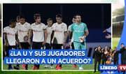 ¿Universitario y sus jugadores llegaron a un acuerdo? - Líbero TV