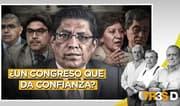 ¿Un Congreso que da confianza?