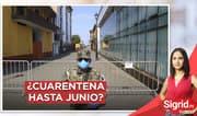 """Miguel Palacios: """"El Gobierno no debe bajar la guardia frente a la pandemia"""""""