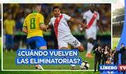 Perú rumbo a Qatar: ¿cuándo vuelven las eliminatorias? - Líbero TV