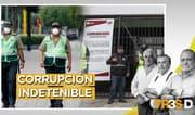 Corrupción indetenible