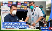El regreso del fútbol: ¿en qué consiste el protocolo de la FPF?