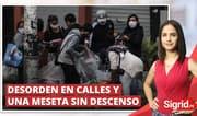 """Patricia García: """"La cuarentena nos permitió bajar el pico, sino hubiera sido terrible"""""""
