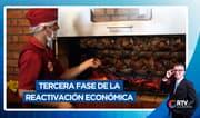 Tercera fase de la reactivación económica