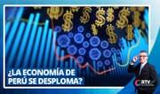 ¿La economía de Perú se desploma?