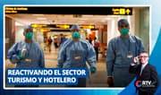 Reactivando el sector turismo y hotelero en el país