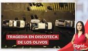 """Guerrero: """"Hay una responsabilidad penal por parte de los dueños de la discoteca"""""""