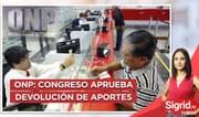 """Verona sobre devolución de aportes de la ONP: """"No es inconstitucional"""""""