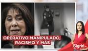 """Caro sobre expresiones de Martha Chávez: """"Es un delito que podría tener una pena de 4 a 6 años"""""""