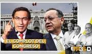 TresD: El complot del Congreso