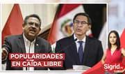 """De la Puente sobre Vizcarra: """"Era un presidente solitario, pero ahora es un presidente abandonado"""""""