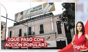 """García Belaunde: """"Somos un partido democrático. Acusarnos de sediciosos y golpistas es una infamia"""""""
