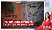 """Bazán: """"Que los ricos paguen sus deudas, los ricos deben pagar la crisis"""""""