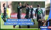 Alianza Lima volvió a conocer la victoria - Líbero TV