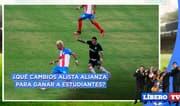 Alianza Lima alista cambios para enfrentar a Estudiantes - Líbero TV