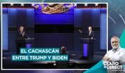 """AAR sobre debate de Trump y Biden: """"Se desmadró, fue una vergüenza"""""""