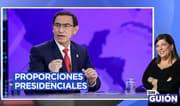 """RMP a Vizcarra: """"Mire sus políticas y decida si usted es proporcional o no"""" [VIDEO]"""