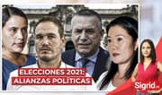 """Alvites: """"Verónika Mendoza es la candidata que queremos amplios sectores"""""""