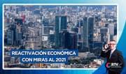 La reactivación económica con miras al 2021