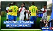 ¿Conmebol atenderá reclamo de Perú? - Líbero TV