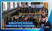 Reactivación económica: Ejecutivo evalúa ampliar actividades