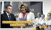 Tres D: La anticorrupción en crisis