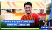 Selección: Lapadula tramita DNI peruano - Líbero TV